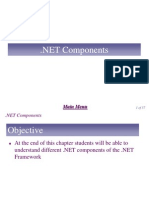 Chapter 2 - .NET Component