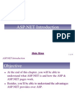 Chapter 5 - Introduction to ASP.NET