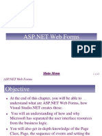 Chapter 6 - ASP.NET Web Form
