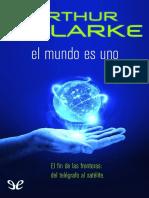 Arthur C. Clarke-El Mundo Es Uno