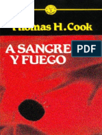 A Sangre Y Fuego - Cook Thomas