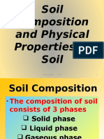 2 Soil Composition and Physical Properties of Soil
