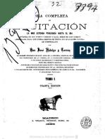 HIDALGO 1 Obra Completa de Equitacion (1889) 1