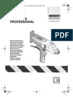 Bosch GBM23 2 En