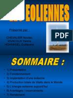 Les Eoliennes
