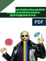 Egy Valósághajlító Dimenzióbetyár Kézikönyve