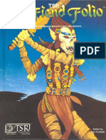 AD&D 1st - Fiend Folio