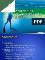 Securiser_les_serveurs_Web_IIS5_et_IIS6.ppt