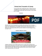 5 Festival Musim Semi Terpopuler Di Jepang