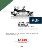 Antropología de Los Desastres Oliver-smith