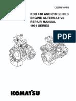 610 Alternative Repair Manual