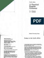 A Practical English Grammar - Thomson &  Martinet.pdf