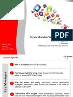 Telkomsel NFV - ITB NFV Day