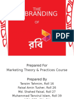 Presentation on Rebranding of Robi