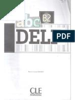 abc DELF B2 corrigé.pdf