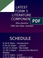 pt3 literature