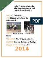 Monografia Del Tondero