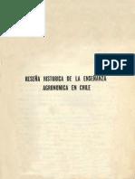 Agronomía en Chile