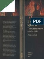 El Escarabajo Sagrado %28II%29 M Gardner Biblioteca Cientifica Salvat 079 1994.pdf