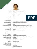 Curriculum Maria Laura Tagliaferri 2016.doc