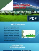NORMATIVAS-INTERNACIONALES