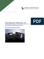 Gxv3240 Gui Customization Guide