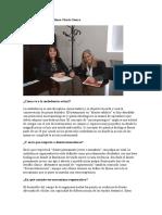 Entrevista a La Dra