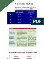Clasificación biofarmacèutica
