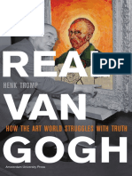 Henk Tromp_ Vincent Van Gogh-A Real Van Gogh _ How the Art World Struggles With Truth-Amsterdam University Press (2010)