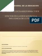 Reforma y Contrarreforma y Sus