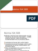 Modelos ISA S88