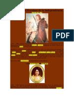 Biografías de Las 3 Heroínas de La Independencia