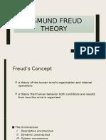 Sigmund Freud Theory Presentation