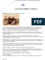 2016 Descubra a Historia Da Sua Familia Conheca o MyHeritage 5p