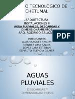 Aguas Pluviales
