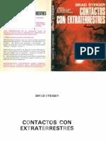 Contactos Con Extraterrestres - Brad Steiger