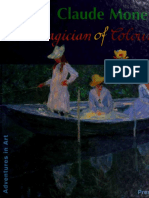 Claude Monet - The Magician of Colour-Prestel (1997)