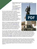 Conquista de Hernán Cortes Al Imperio Azteca