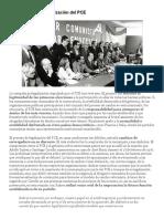 ANDRADE, J. (20170409 La Legalización Del PCE [Extracto])