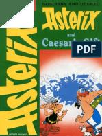Varios - Aprende Ingles Con Asterix - Study Comics 06 - Asterix And Caesars.pdf