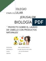 BIOLOGIA 2016