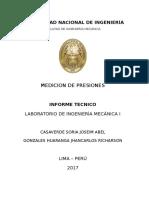 Laboratorio_medicion de Presion