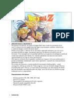 Manual de Usuario Dbzbx