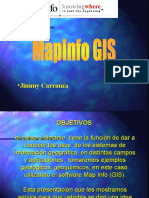Manual Del MapInfo - Descripcion Del Curso