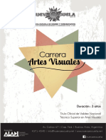 Artes Visual Es 2014