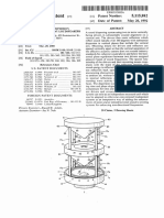 US5115882 Omnidirectional Dispersion System for Multiway Loudspeakers_Woody.1992