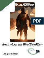 Traitor Adv Rev2