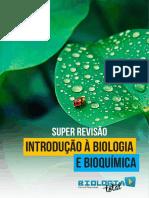 Introdução à Biologia e Bioquímica