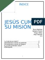 Formacion Cristiana