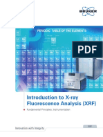 Introduction to XRF